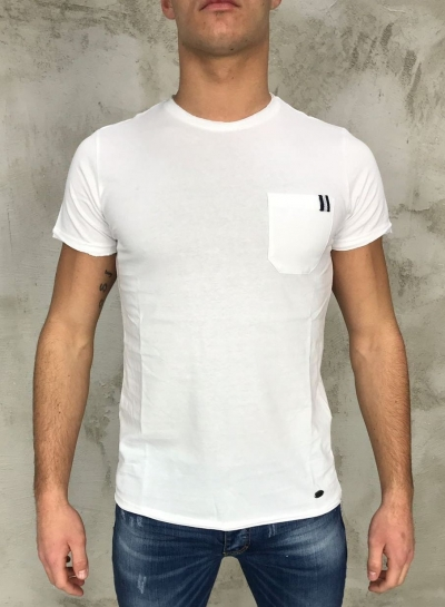 T-Shirt Outfit Italy - Bianco
