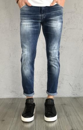 Jeans Capri - Denim Chiaro