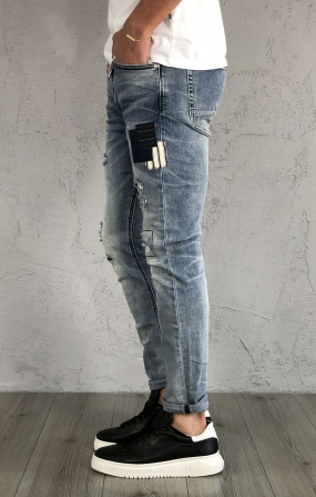 Gianni Lupo Denim Bruce