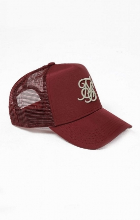 Cappello Bent Peak Bordeaux - SikSilk