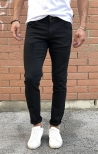 Jeans Mike - Denim nero