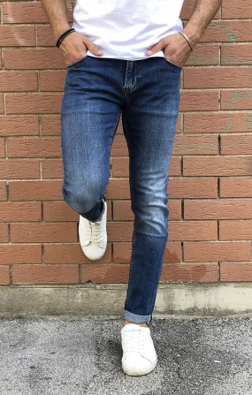 Jeans Skinny Fit - Gianni Lupo