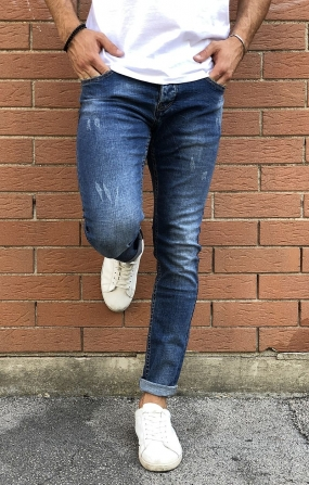 Jeans Slim Fit - Gianni Lupo