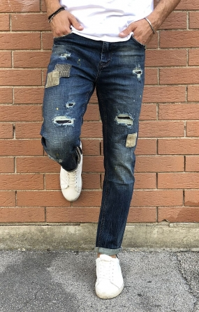 Jeans Larry - Gianni Lupo