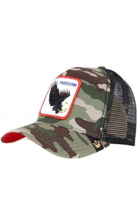 Cappello Freedom Camo - Goorin Bros'