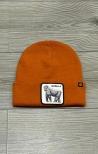 Cappello Gorilla Arancio - Goorin Bros