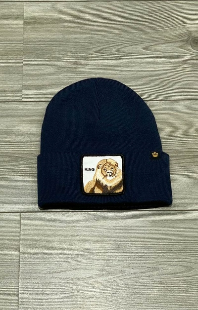 Cappello King Blu - Goorin Bros