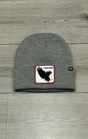 Cappello Freedom Grigio - Goorin Bros