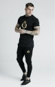 T-shirt Uomo Nero - SikSilk X Dani Alves