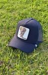 Cappello Elephant blu - Goorin Bros'