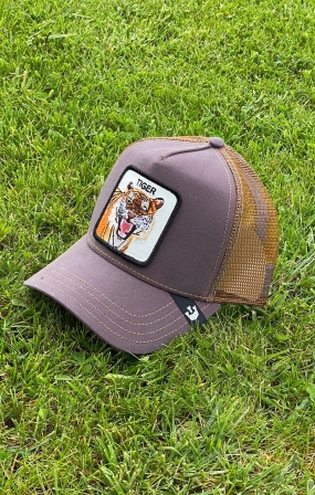 Cappello Tiger Brown - Goorin Bros'