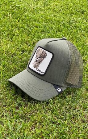 Cappello Elephant Verde - GOORIN BROS