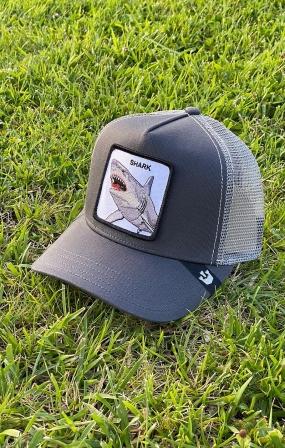 Cappello Shark Grigio - Goorin Bros'