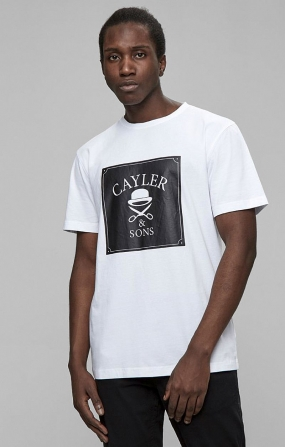 T-shirt Box Bianca - Cayler & Sons