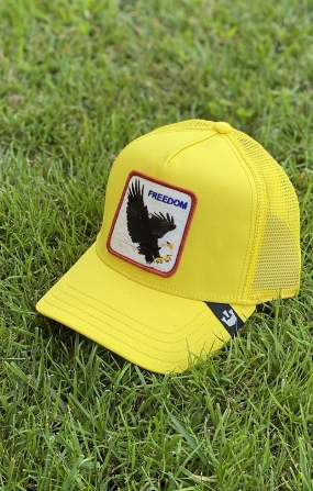 Cappello Freedom Giallo - GOORIN BROS