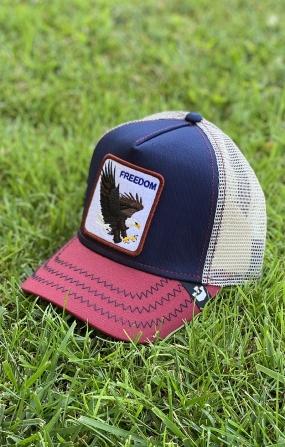 Cappello Freedom Blu - GOORIN BROS