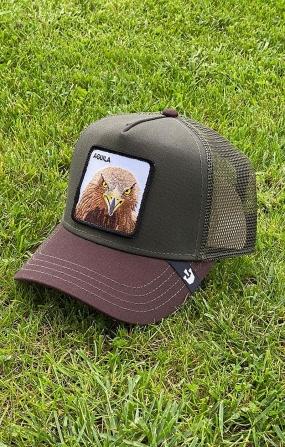 Cappello Aguila Olive - GOORIN BROS