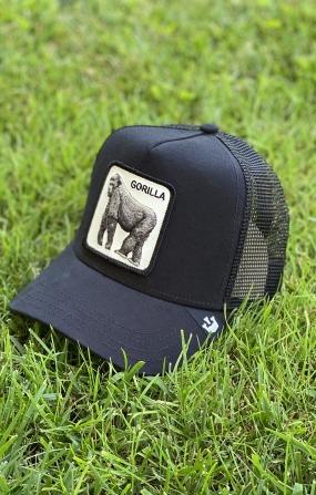 Cappello Gorilla Nero - GOORIN BROS