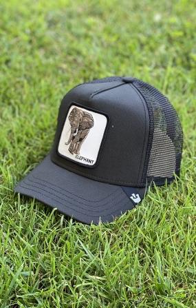 Cappello Elephant Nero - GOORIN BROS