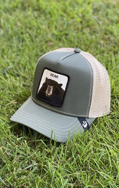 Cappello Bear Olive - GOORIN BROS