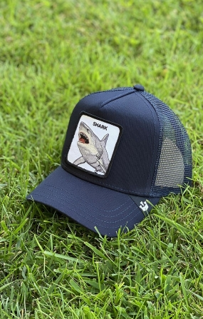Cappello Shark Blu - GOORIN BROS