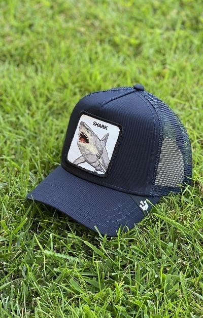 Cappello Shark Blu - GOORIN BROS