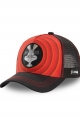 CAPPELLO LOONEY TUNES BUGS BUNNY ROSSO - CAPSLAB