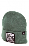 GOORIN BROS BEANIE TIGER VERDE -LIMITED EDITION-