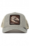 GOORIN BROS CAPPELLO EXTINCT GRIGIO - LIMITED EDITION