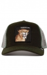GOORIN BROS CAPPELLO SABERTOOTH VERDE - LIMITED EDITION