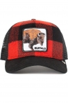 GOORIN BROS CAPPELLO BUFFALO ROSSO - LIMITED EDITION