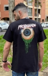 PROPAGANDA Eye T shirt Nera