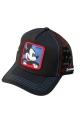 CAPSLAB Cappellino Trucker Mickey Mouse Logo