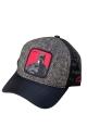 CAPSLAB Cappellino Trucker Batman Dc Comics Grigio