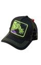 CAPSLAB Cappellino Trucker Marvel Hulk Nero