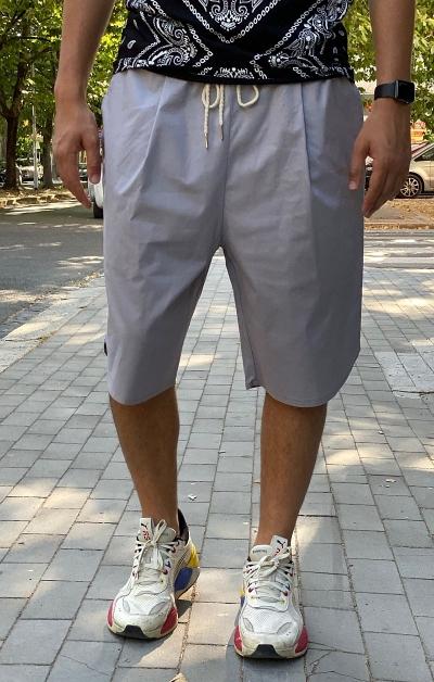 PABLIC Pantalone corto - Perla