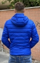 INMYHOOD Piumino con Cappuccio - Blu royal
