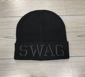CUFFIA SWAG - TOTAL BLACK