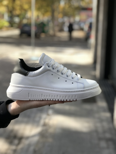 SNEAKERS UOMO - WHITE