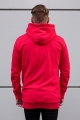 Sinners Attire Longline Pullover Hoodie - Red