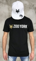T-SHIRT ZOO YORK - NERA
