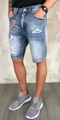 Shorts Denim Gianni Lupo