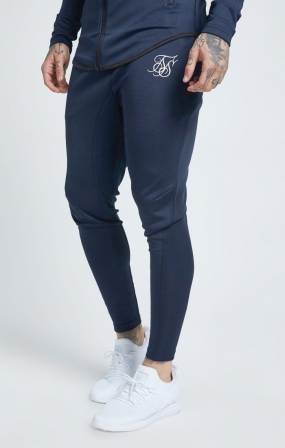 Pantalone Tuta SikSilk - Blu Royal