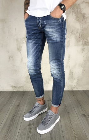 Denim Outfit Italy - Light Blue
