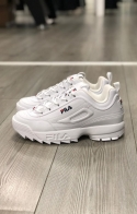 Fila Disruptor Low - Sneakers Basse - Bianca