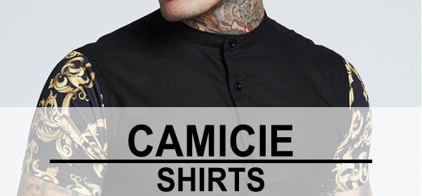 Acquista le camicie dei migliori marchi street fashion