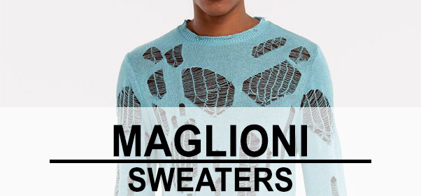 Acquista i migliori maglioni street fashion per uomo