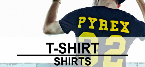 Guarda le T-shirt dei migliori marchi online